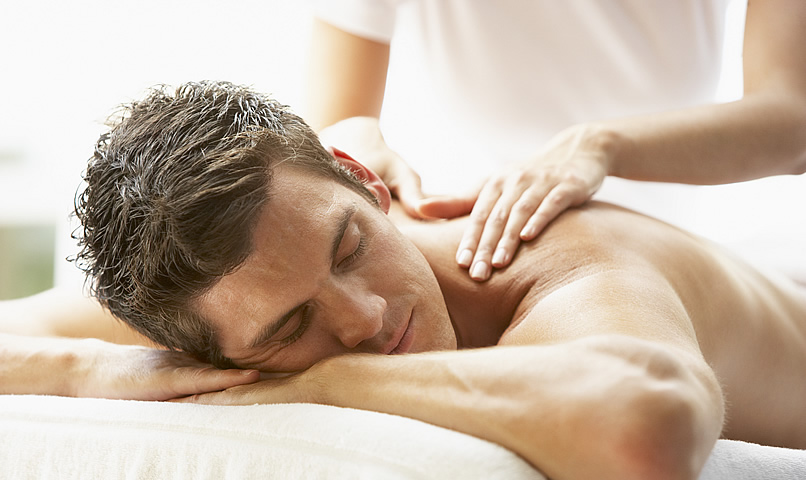 Photo representing Deep Tissue Massage